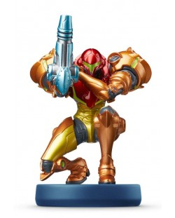Nintendo Amiibo фигура - Samus Aran [Metroid Samus Returns]